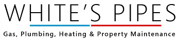 Whites's Pipes | Plumbing & Heating Logo
